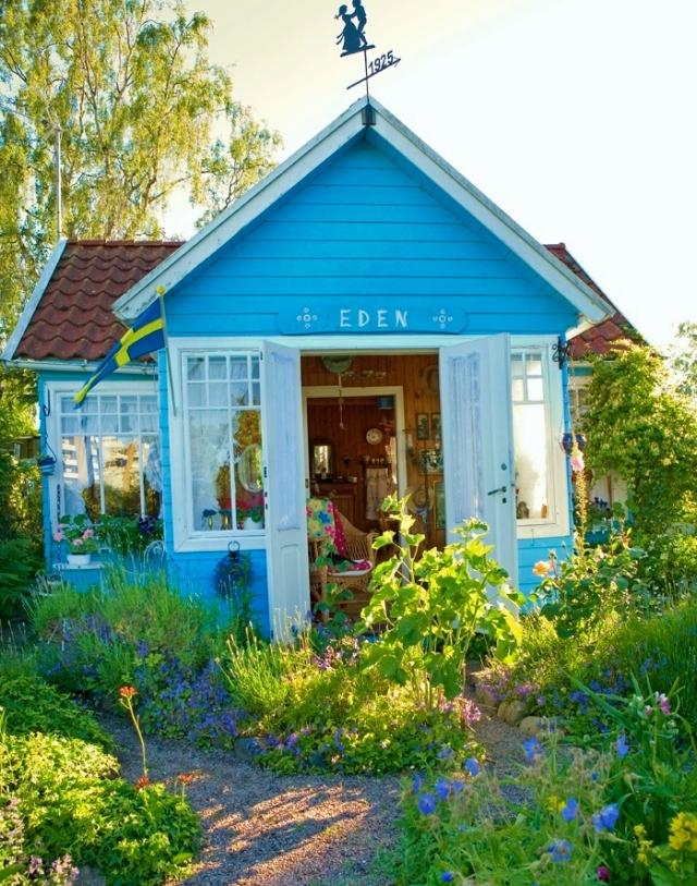 Lisa Ryfelt house Eden