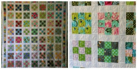 mosaic-9_patch_quilt