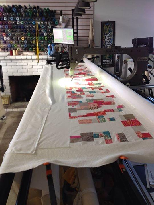 improv on the longarm